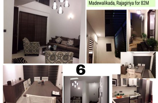 House in Rajagiriya